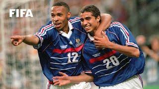 Die Top-5 Tore bei Weltmeisterschaften des Thierry Henry