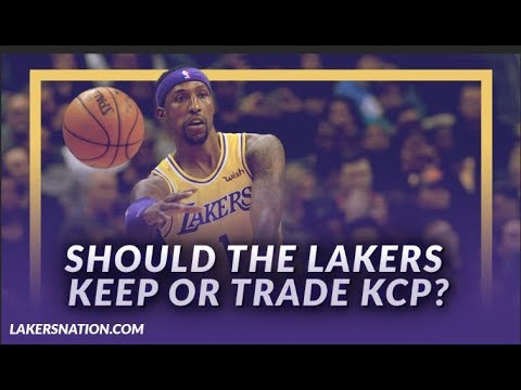 Video: LN Debate: Should the Lakers Keep or Trade Kentavious Caldwell-Pope?