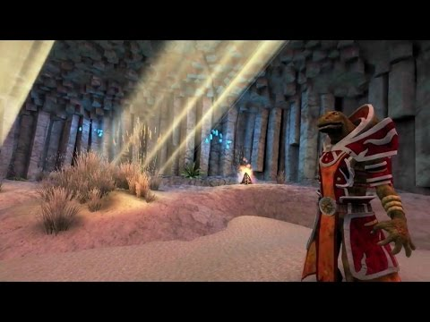 Son of Nor - Elemental Magic Trailer