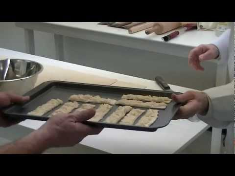 How to make almond strips with Gerard's Puff Pastry Dough