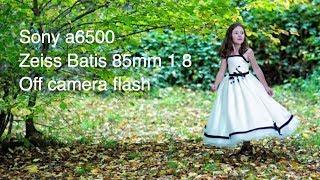 Sony a6500 & Zeiss Batis 85mm 1.8 off camera flash 4KOrder Sony a6500 Belowhttp://amzn.to/2p01QViOrder Zeiss Batis 85mm 1.8 belowhttp://amzn.to/2ukQTS3Order Profoto b1 belowhttp://amzn.to/2oWwJKkOrder Profoto Sony Air remote belowhttp://amzn.to/2oArAFdLens used to film this video belowhttp://amzn.to/2pbbIwbThe gear I usehttps://kit.com/doastler/youtube-filmmakerFacebookhttps://www.facebook.com/oastlerimages/instagramhttps://www.instagram.com/doastler/Twitterhttps://twitter.com/doastler500pxhttps://500px.com/davidoastler/galleries