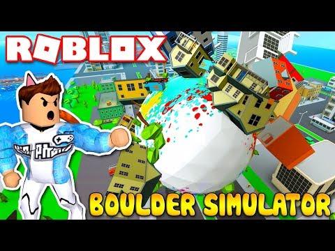 Roblox | KIA BIẾN THÀNH TRÁI BANH SIÊU DÍNH CUỐN HẾT MỌI THỨ - Boulder Simulator | KiA Phạm - Thời lượng: 17:49.