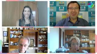 Videoconferência sobre perspectivas da Educação Infantil
