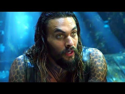 AQUAMAN Final Trailer (2018) Jason Momoa Superhero Movie HD