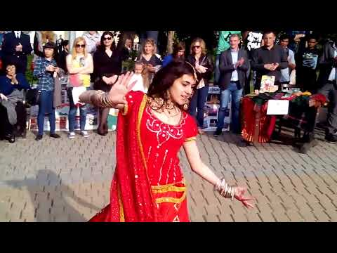Video ORENINDIA || Russian girl, Indian dance, cultural festival. download in MP3, 3GP, MP4, WEBM, AVI, FLV January 2017