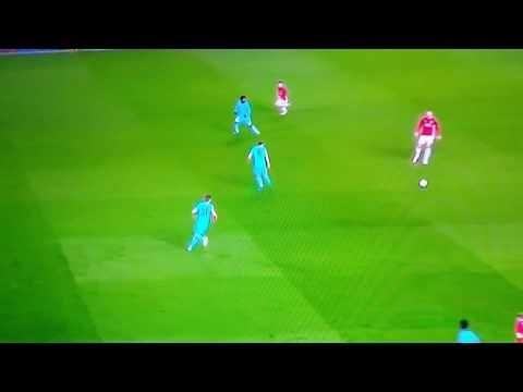 Rooney score vs Feyenoord