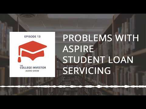 Problems With Aspire Loan Servicing Audio Show