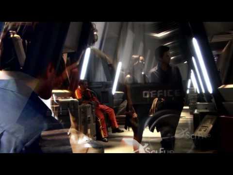 Смотреть видео онлайн с Звездный крейсер Галактика / Battlestar Galactica