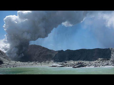 Ν.Ζηλανδία- Ηφαίστειο: Η αστυνομία αποκλείει να υπάρχουν επιζώντες μεταξύ των αγνοουμένων…