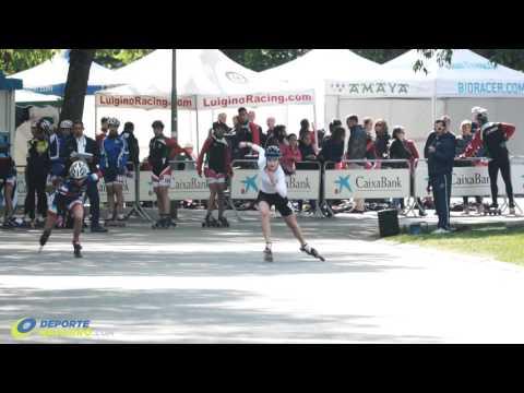 Campeonato navarro 100 metros contrarreloj 4