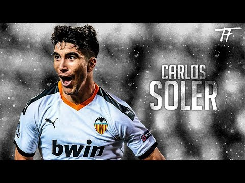 This is Why Every Team Wants to Sign Carlos Soler! 2019/20