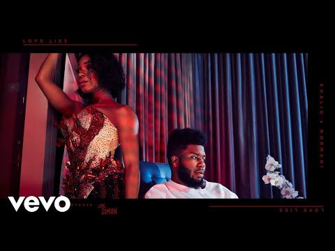 Video Khalid & Normani - Love Lies (Audio) download in MP3, 3GP, MP4, WEBM, AVI, FLV January 2017