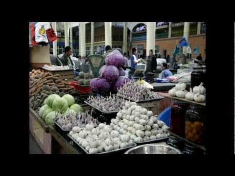 dushanbe - Food & Restaurants around the World - This Video: Dushanbe , Capital of Tajikistan Продукты питания, напитки и рестораны в Душанбе, Таджикистан - غذا و رستور...