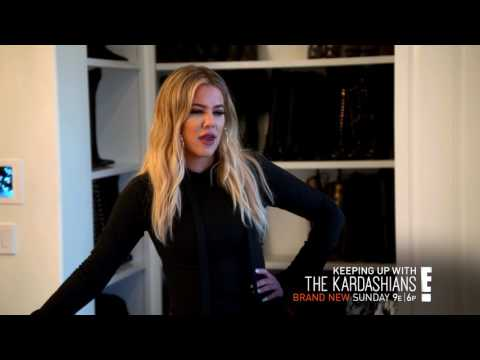 Keeping Up with The Kardashians 13.08 (Preview)