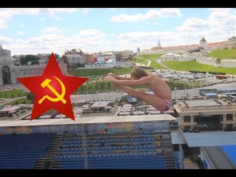 Ep. 9 – Kazan, Russia – FINA World Championships