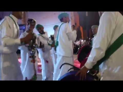 مجموعة اسمكان مونتاس ـ مهرجان إزوران كناوة
