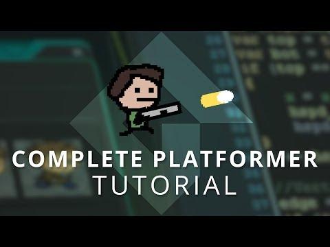 GameMaker Studio 2: Complete Platformer Tutorial (Part 1: Basics)