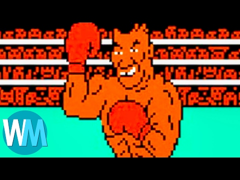 Top 10 HARDEST Old-School Video Games to Beat