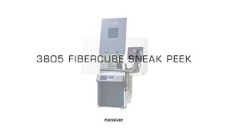 3805 (T66) FiberCube Industrial Marking and Engraving Workstation by LaserStar Technologies