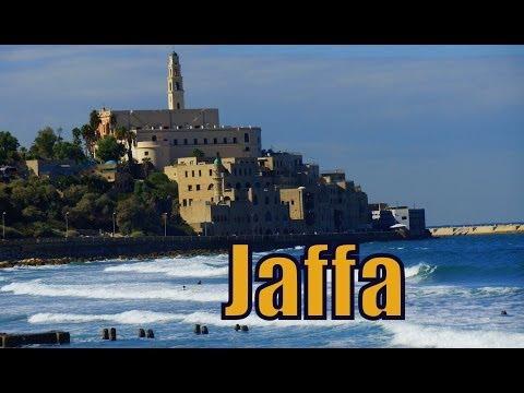 Wandering around Jaffa, Israel
