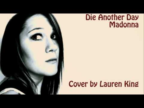 Die Another Day - Madonna (acapella cover) (видео)