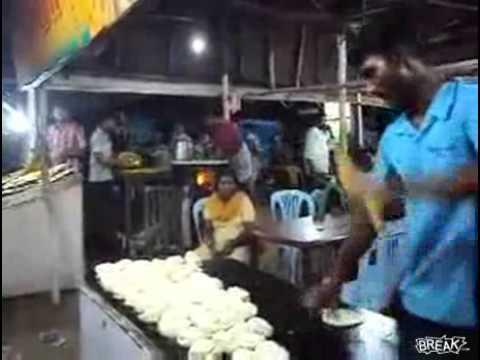 Pizza à la chaîne en Inde