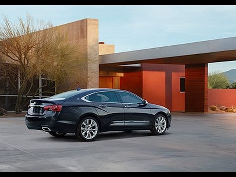 RealWorldTestDrives - Chevrolet hopes to regain its dominance in the full-sized car market with the 2014 Impala. Grant Winter takes us for a Real World Test Drive.