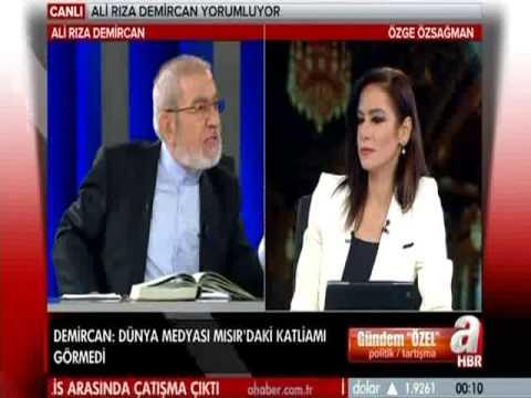 ALİ RIZA DEMİRCAN ÖZGE ÖZSAĞMAN İLE RAMAZAN ÖZEL  28 TEMMUZ 2013 mpeg2video