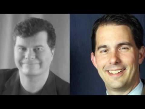 Scott Walker on the Mark Belling Show (Part 1)