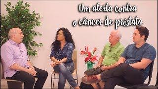 Um alerta contra o câncer de próstata