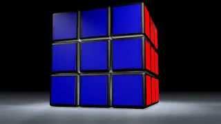 Cinema 4D Rubix Cube