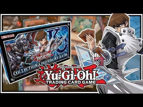 "Yu-Gi-Oh ! Coffret ""Collection Légendaire Kaiba"" LCKC/LC06"
