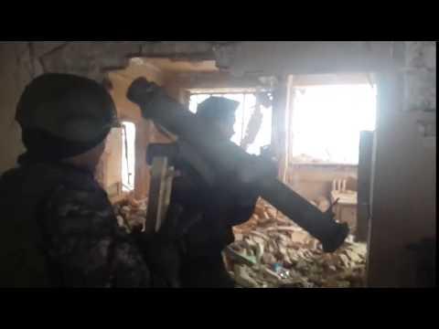 Бои в Донецком аэропорту
