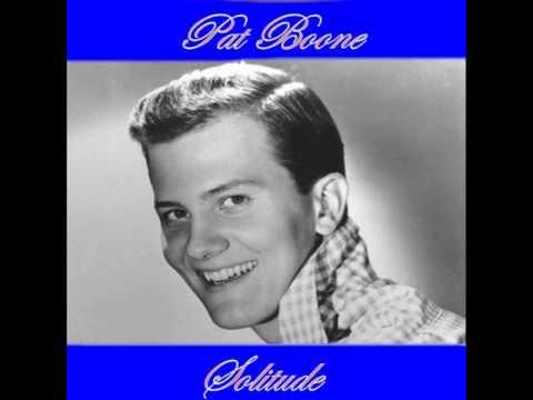 Tekst piosenki Pat Boone - In My Solitude po polsku