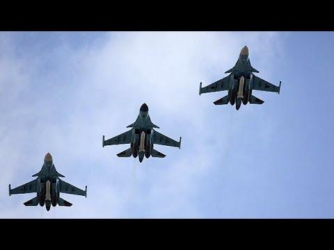 Συρία: Ενθουσιασμός των πολιτών για την απόσυρση των ρωσικών στρατευμάτων