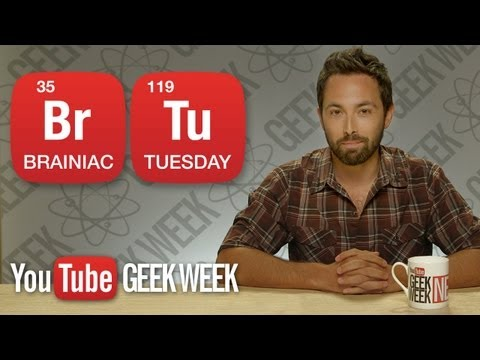 Geek Week: Brainiac Tuesday