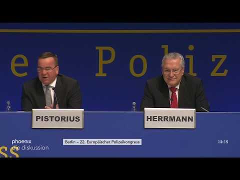 Diskussion: 22. Europäischer Polizeikongress in Berlin  ...