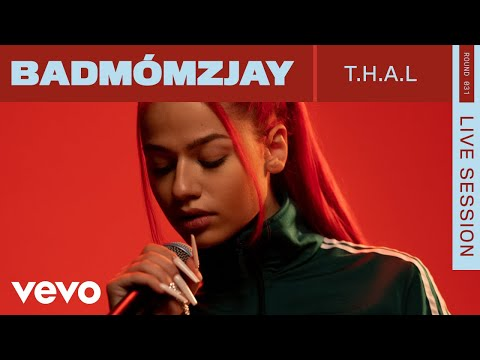 badmómzjay - T.H.A.L (Live) | ROUNDS | Vevo