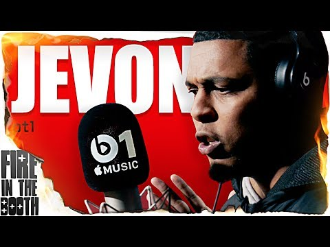 Jevon – Fire In The Booth