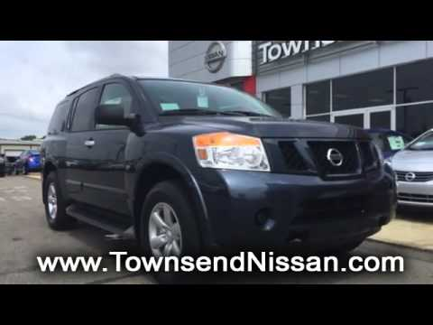 Townsend Nissan – Tuscaloosa's Source For Great Nissan Vehicles