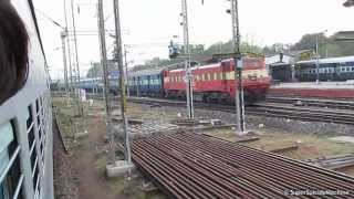 Jhansi India  city photos gallery : JHANSI Junction Biggest Station Of NCR Indian Rail