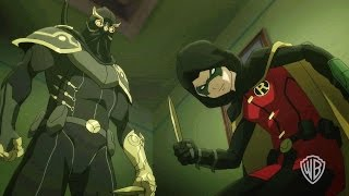 "Batman vs. Robin - ""Can I Get a Volunteer?"" (Exclusive)"