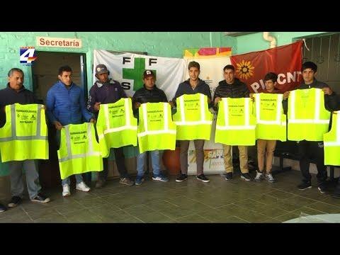 Voluntarios del Farmasolidario serán apoyados con varios beneficios