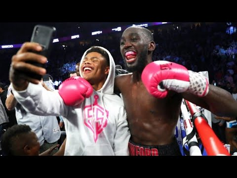 (BREAKING NEWS) CRAWFORD-BENAVIDEZ DOES HIGHEST VIEWS IN BOXING & UFC THIS YEAR