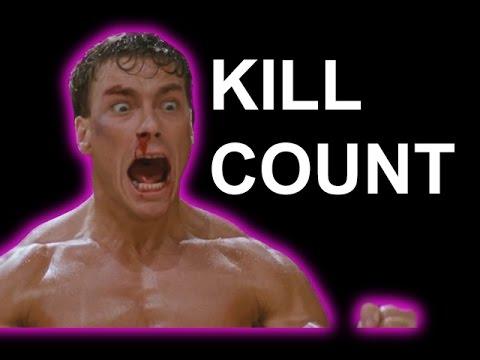 JeanClaude Van Damme Kill Count