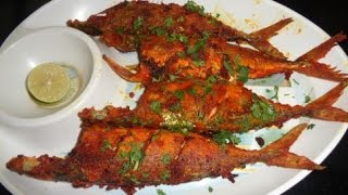 Bangada fry Konkani Recipe