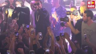 Reportage live French Montana au 555 Marrakech avec HIT RADIO - 09/05/15