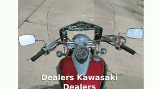 7. 2010 Kawasaki Vulcan 1700 Classic LT -  Features Dealers Specification Details Top Speed