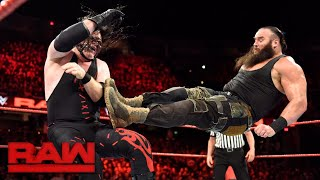 Nonton Braun Strowman Vs  Kane   Winner Challenges For Universal Title At Royal Rumble  Raw  Dec  11  2017 Film Subtitle Indonesia Streaming Movie Download