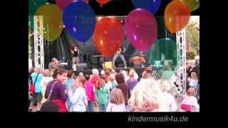 Kinderlieder&Konzerte♪ Das Leben Ist So Schön (Kindermusik-poppig,modern) Kinderkonzerte